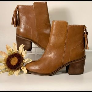 Anthropologie Liendo Seychelles NWOT leather boot